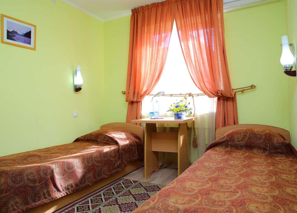 Двухместный номер Отель Альпинист